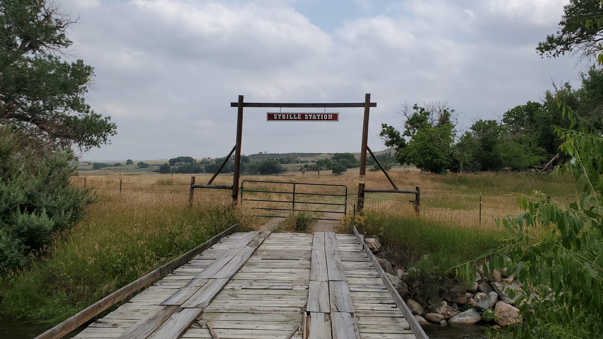 Sybille Station Ranch